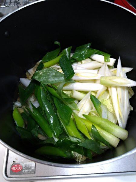 白菜 ネギ