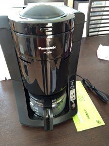 コーヒーメーカー ミル