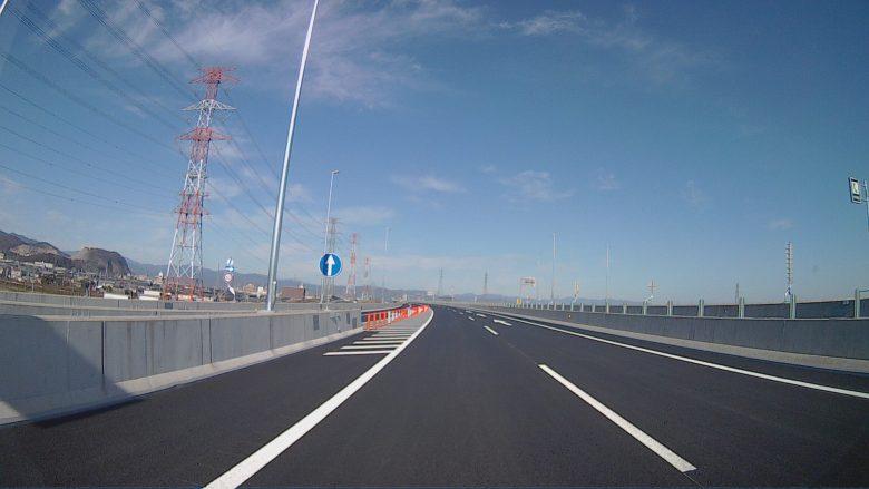 東海環状自動車道 開通