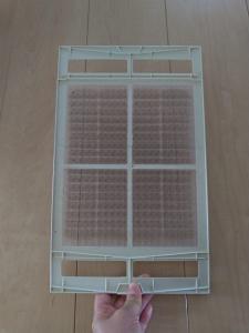 浴室乾燥機 フィルター